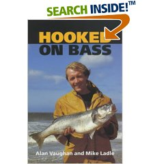HOOKED ON BASS Book by Mike Ladle and Alan Vaughan